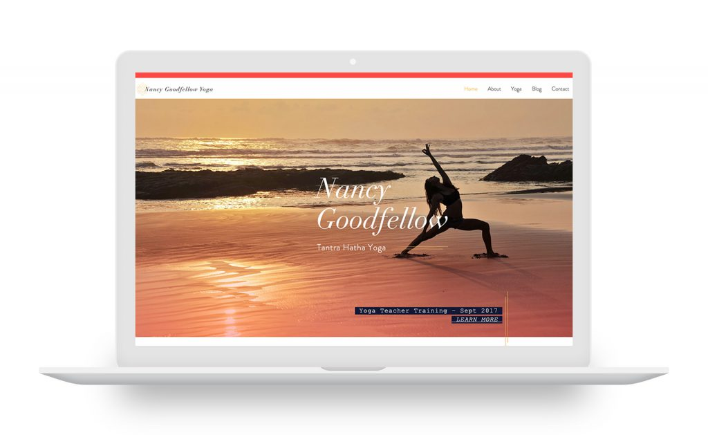 Nancy Goodfellow Yoga
