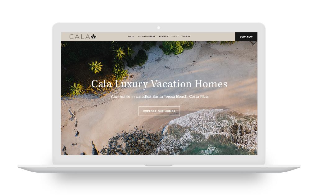 Cala Luxury Vacation Homes